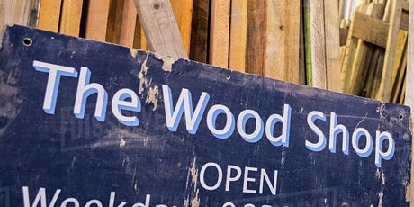Hosted Open Woodshop tickets
