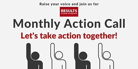 Monthly Action Call - Advocacy 101 tickets