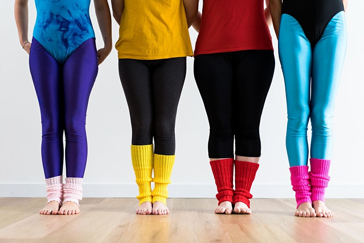 Womens Complete  80s Workout  - Saturday 7:30am image