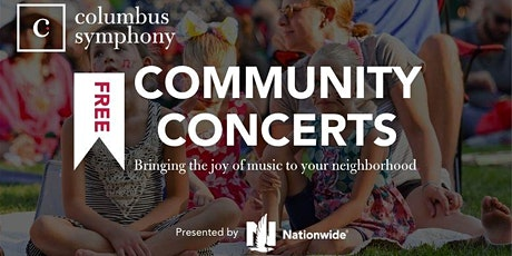 Columbus Symphony Community Concert at Directions for Youth and Families tickets