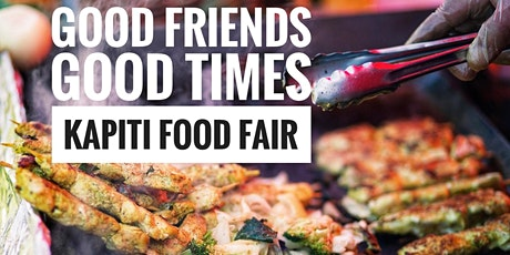 Kāpiti Food Fair 2020 tickets