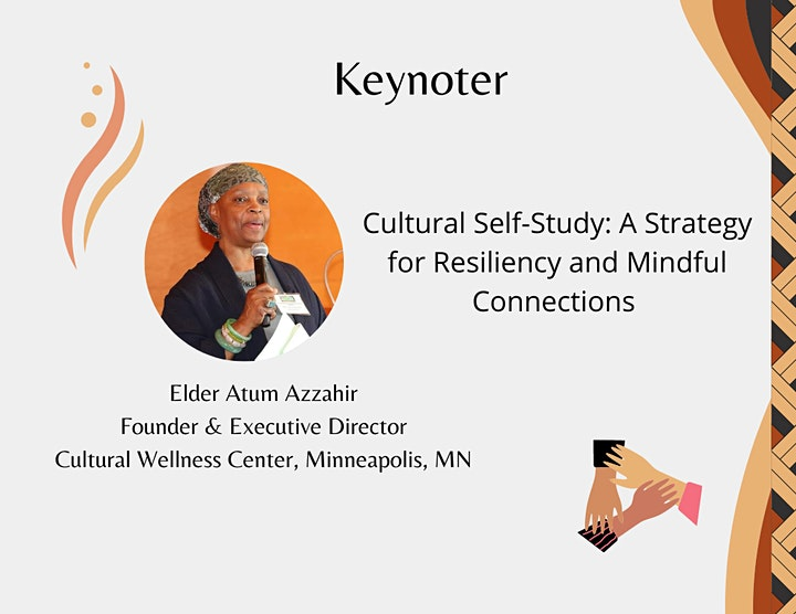RESCHEDULED - Online Mindful Connections and Self Care Retreat image
