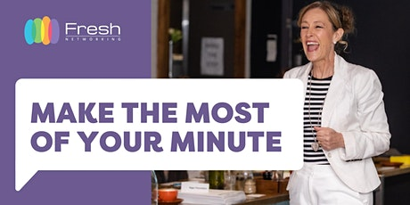 Make the Most of your Minute with Carol Benton tickets