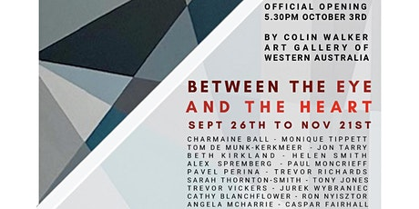 Between The Eye and The Heart - Group Exhibition tickets