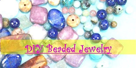 DIY Beaded Jewelry Class tickets