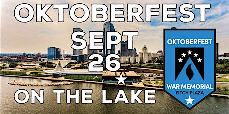 OKTOBERFEST AT THE WAR MEMORIAL - VIP TICKET - SATURDAY 12-4PM tickets