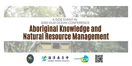 indigenous  Knowledge and Natural Resource Management tickets