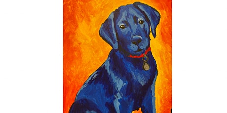 """Paint your Pet"" Wednesday September 23rd, 7:00PM, $35 tickets"