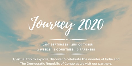 Journey 2020-An online missions event tickets