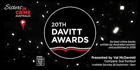 Davitt Awards 2020 tickets