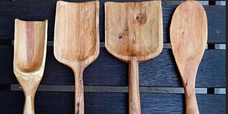 Wooden spoon carving workshop tickets