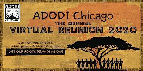 (MULTIPLE DATES REGISTRATION) 2020 ADODI CHICAGO 2ND BIENNIAL REUNION tickets