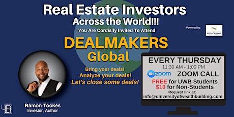 Dealmakers Global! tickets