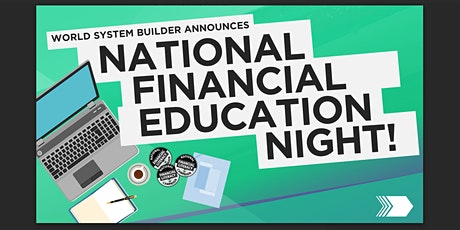 Financial Literacy Workshop ONLY for USA/CANADA tickets