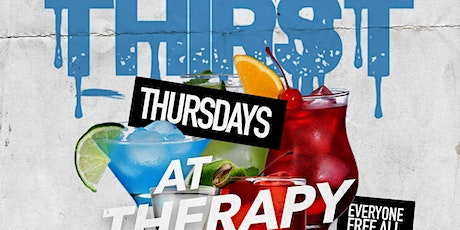 Thursdays at Therapy 1419 E Cary St tickets