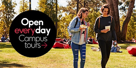 Open Every Day - Campus Tours tickets