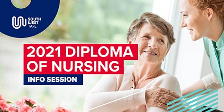 Diploma of Nursing 2021 Virtual Info Sessions tickets