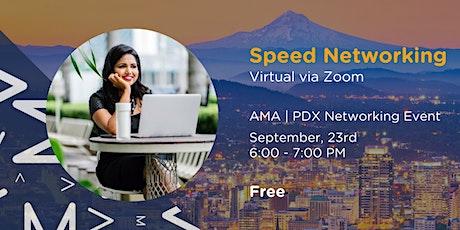 Speed Networking  | AMA PDX tickets