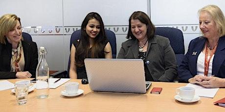 SA Central Volunteer Involvement Network Meeting tickets