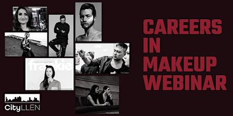 Careers In Makeup Webinar tickets