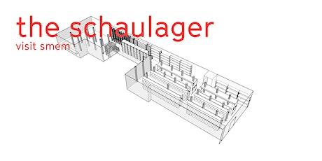 the Schaulager billets