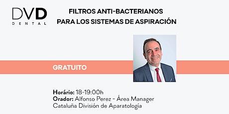 Webinar: Filtros anti-bacterianos para los sistemas de aspiración entradas