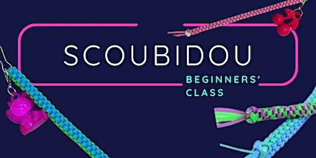 Learn  Scoubidou!  Beginner Project - Includes Fun Patch tickets