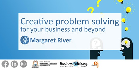 Creative Problem Solving for your Business and Beyond tickets