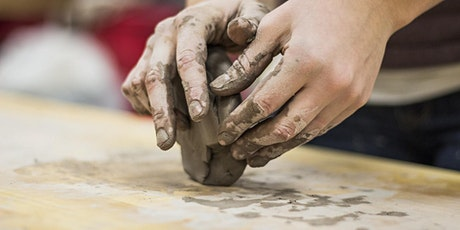 IRL School Holidays Program- Picasso Play with Clay! Session 2 tickets