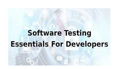 Software Testing Essentials For Developers 1 Day Virtual Live Training in Zurich tickets