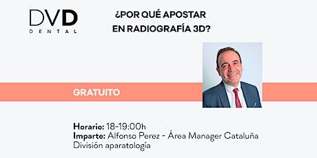 Webinar: Radiografía 3D entradas