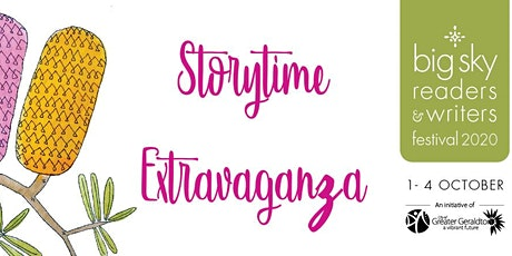 Big Activities for Kids - Storytime Extravaganza! tickets