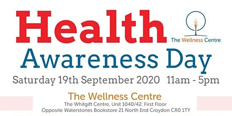 Health Awareness Day tickets