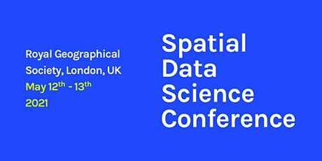 Spatial Data Science Conference Europe 2021 tickets