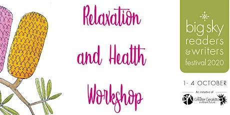 Workshop - Relaxation and Health tickets
