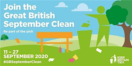 Great British September Clean: Pleck Park tickets