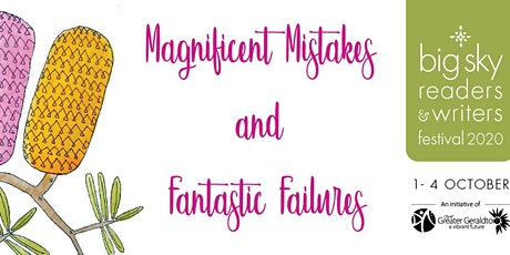 Big Activities for Kids - Magnificent Mistakes and Fantastic Failures tickets