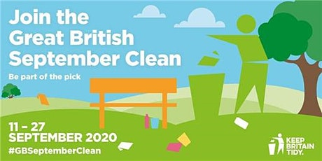 Great British September Clean: Rushall Park/Rowley Place tickets