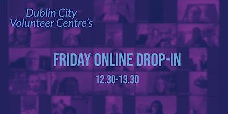 Dublin City Volunteer Centre's Online Drop-in tickets