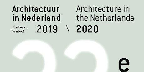 Architectuur in Nederland Jaarboek 2019/2020 tickets
