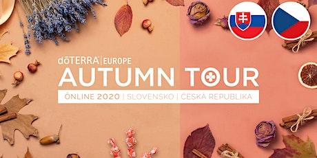 Autumn Tour Online 2020 - Slovakia / Czech Republic tickets