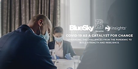 Webinar: COVID-19 as a Catalyst for Change tickets