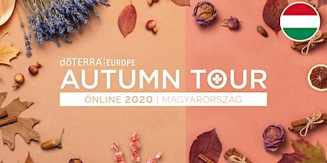 Autumn Tour Online 2020 - Hungary tickets