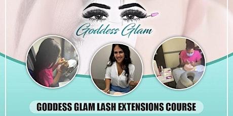 Mink eyelash extension course - Los Angeles, CA tickets