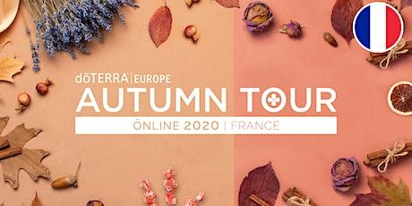 Autumn Tour Online 2020 - French Mercredi tickets