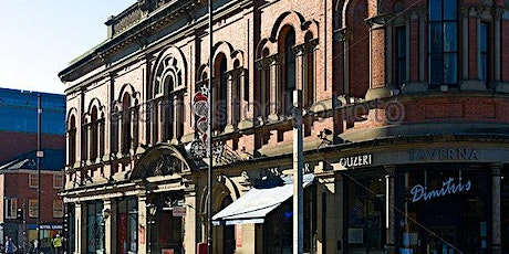 Manchester's Most Beautiful Buildings tickets