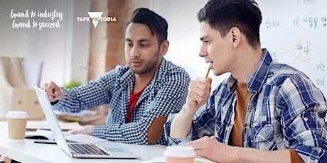 Bendigo TAFE Echuca Campus | Info Session | Preparation for Study tickets