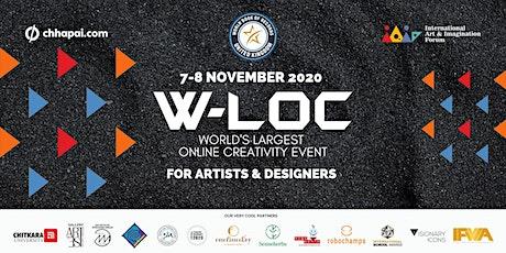 WLOC 2020 tickets