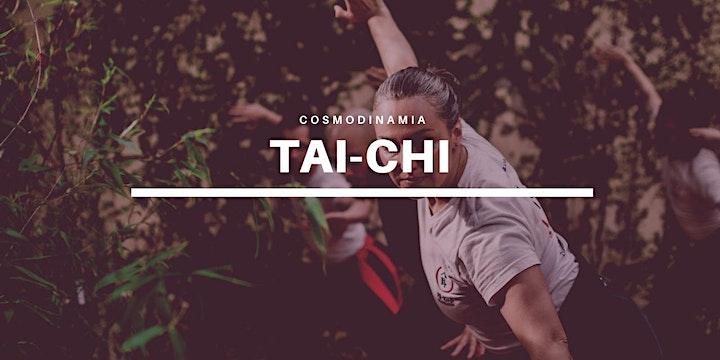 Imagen de Clase Abierta y Gratuita de Tai Chi - Cosmodinamia - PRESENCIAL