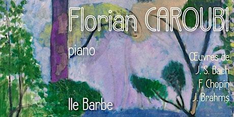 Restaurons Les Vestiges de l'Ile Barbe avec Florian Caroubi billets